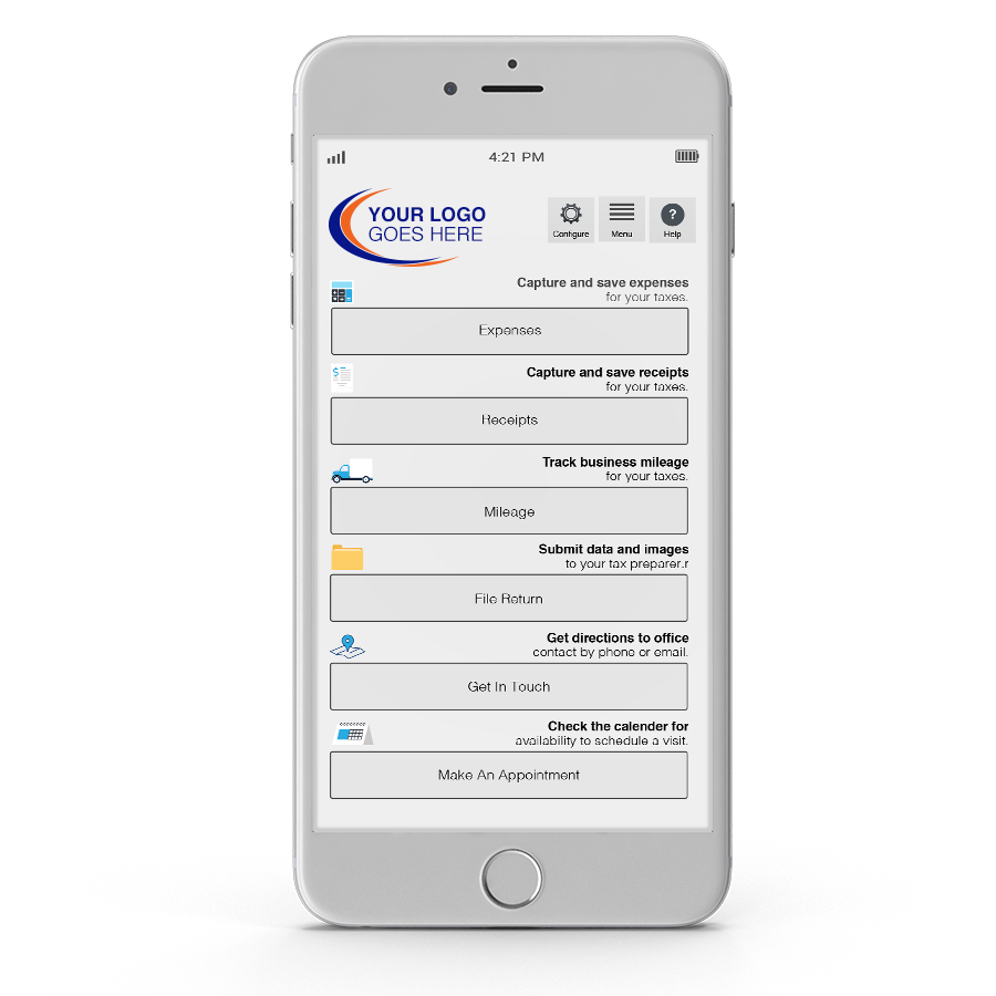 make you job a breeze with our customized mobile app
